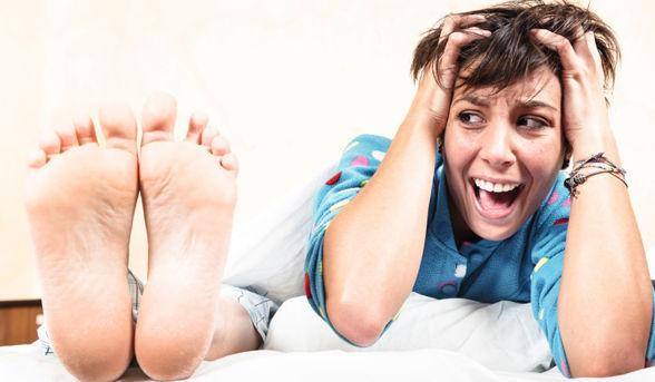 smelly-feet